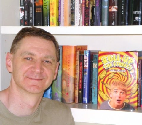 Author Interview: Middle Grade Funny Man John Bladek