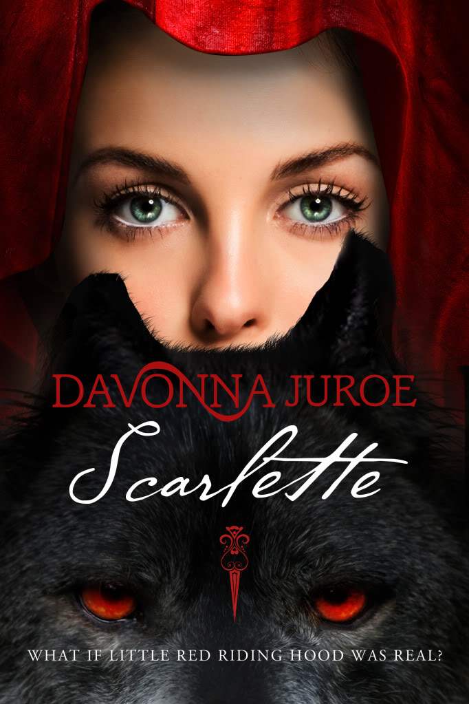 A New, Dark YA Retelling of Little Red Riding Hood: Snag a *Free* Copy November 4th!