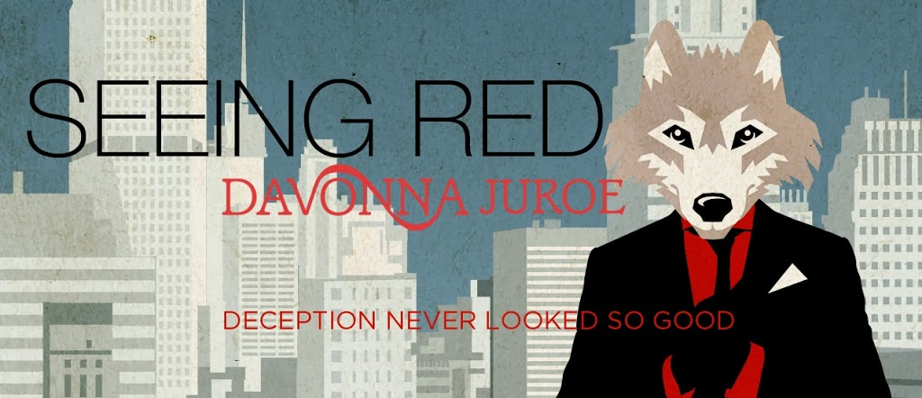 'Seeing Red' Cover and Synopsis Reveal