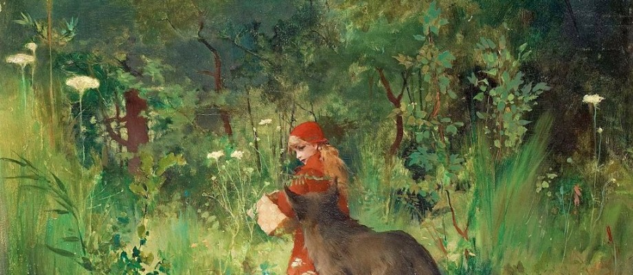 What if Little Red Riding Hood was Real?