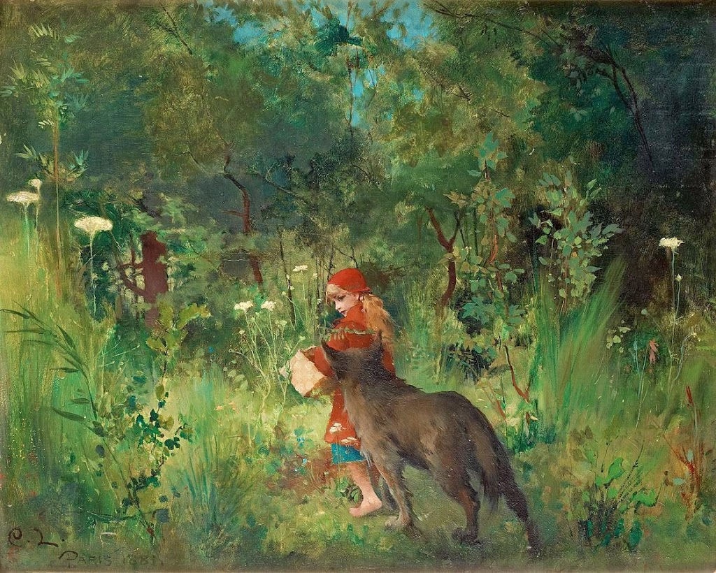 What if Little Red Riding Hood had Really Lived?