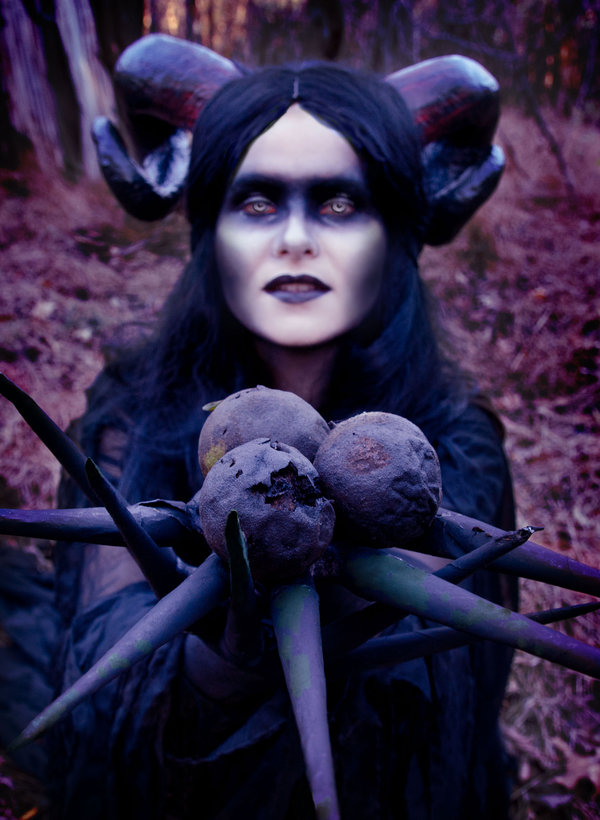 Maleficent like You've Never Seen Her: A Chilling Rendition of 'Sleeping Beauty's' Prime Witch