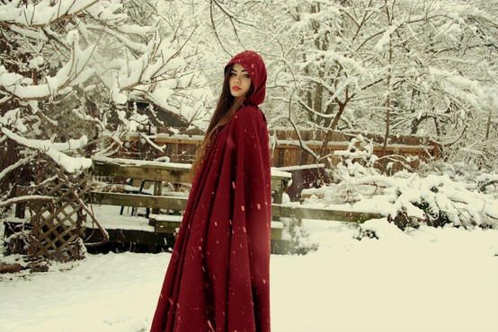 Paige Firth Little Red Riding Hood 2