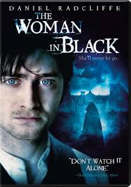The Woman in Black Staring Daniel Radcliffe