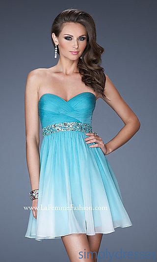 Elsa Frozen Prom Dresses