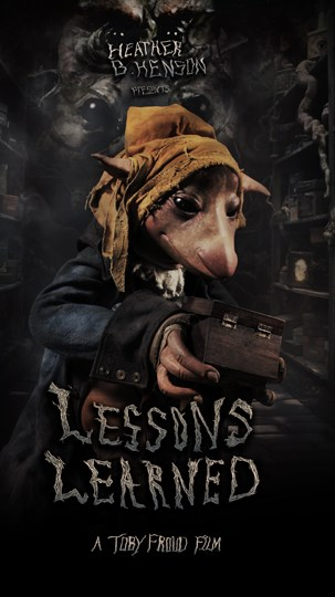 Hollywood, Take Notice: Jim Henson-Style Puppets are Hot: Toby Froud's Film Greeted by Enthusiastic Sell-out