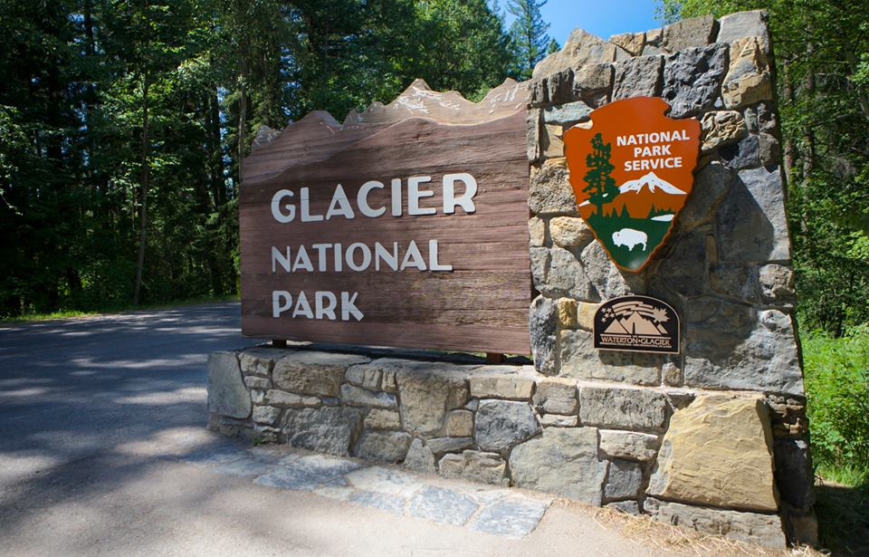 Glacier National Park and Two Medicine Dinosaur Center (Photos)