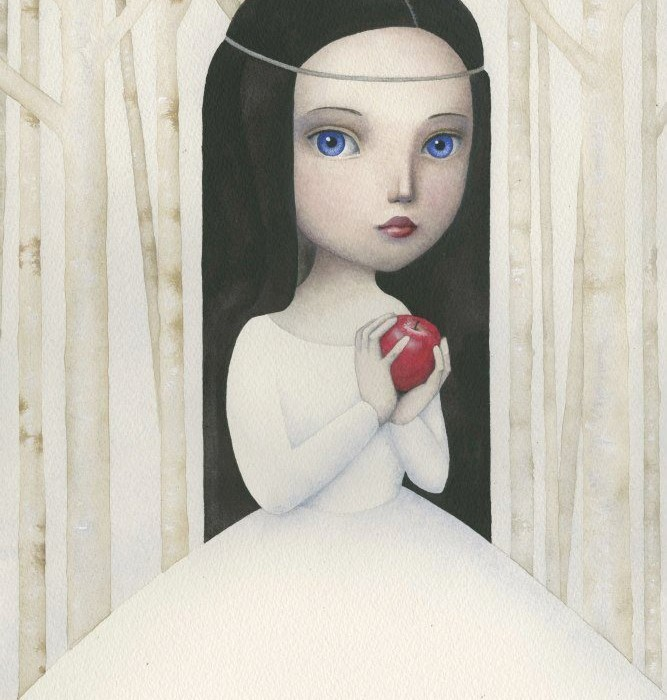Dark Fairy Tales Reign Supreme in Seattle at Krab Jab Studio Gallery