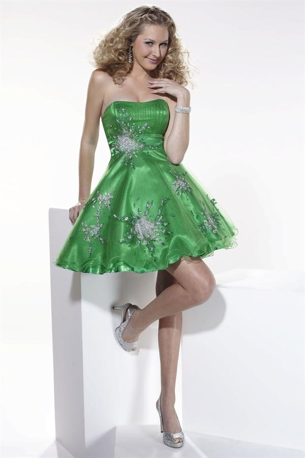 Pretty Green Pixie Dresses Inspired by Tinker Bell - Davonna Juroe