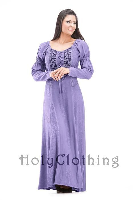 Purple dresses inspired by lady amalthea s renaissance gown in the