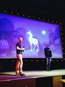 Peter S. Beagle Last Unicorn Screening Tour