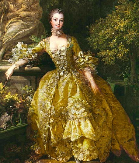 Beauty And The Beast Yellow Dress Belle 18th Century