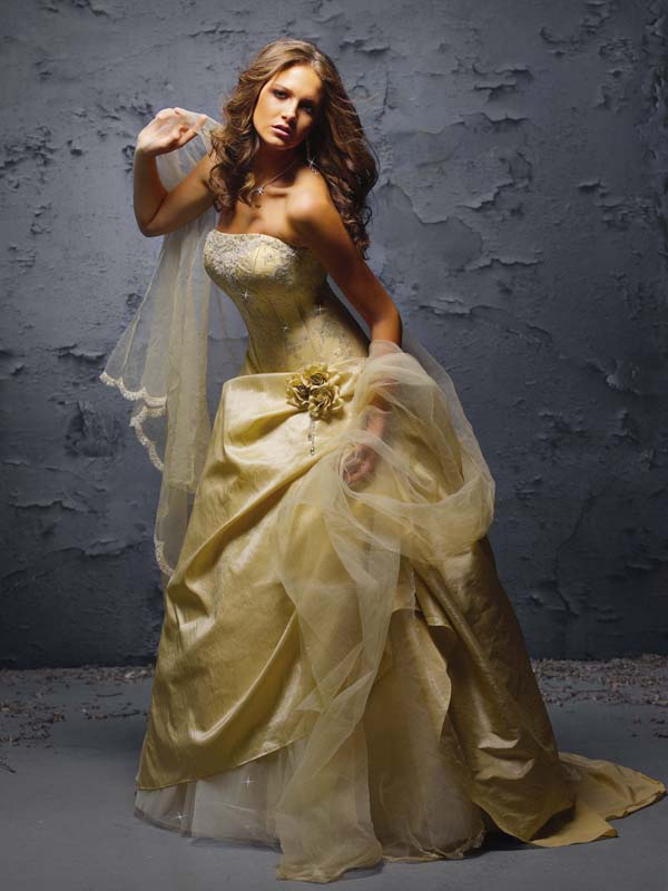 Beauty And The Beast Bridesmaid Dresses: Ten 'Beauty And The Beast' Dresses Inspired By Belle's