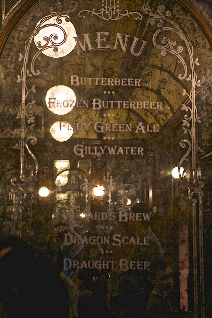 Butterbeer, Diagon Alley