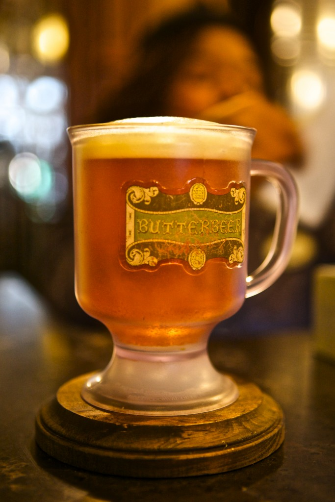 Diagon Alley, Butterbeer