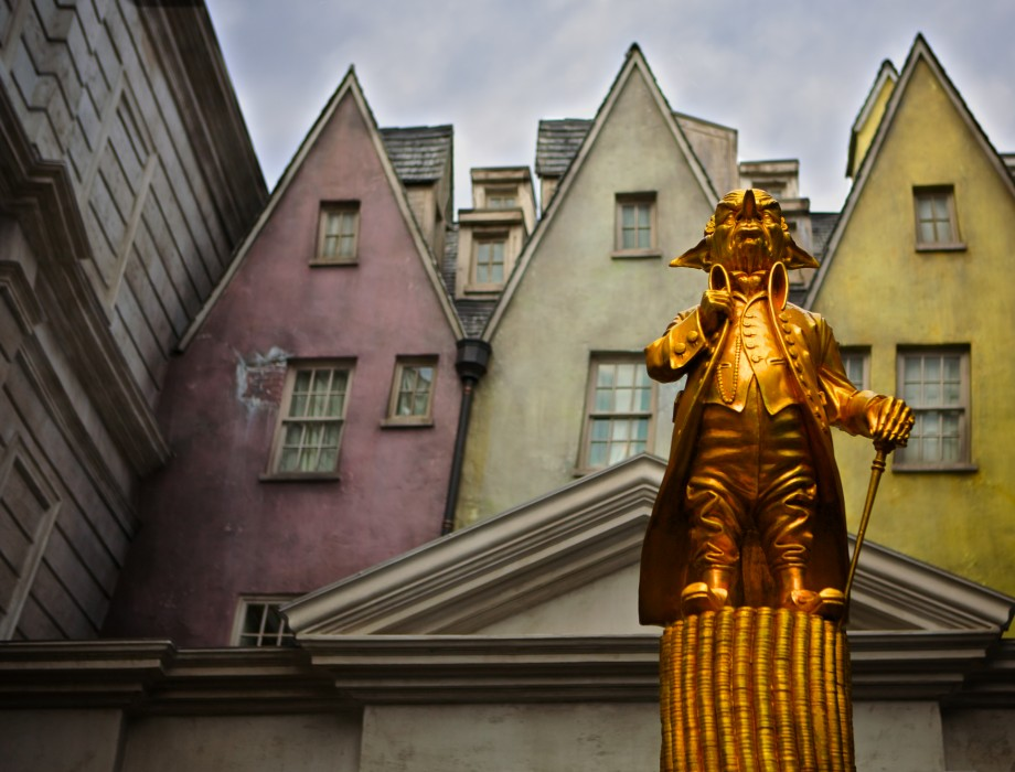 A Magical Look Inside Diagon Alley at Universal Studios, Orlando