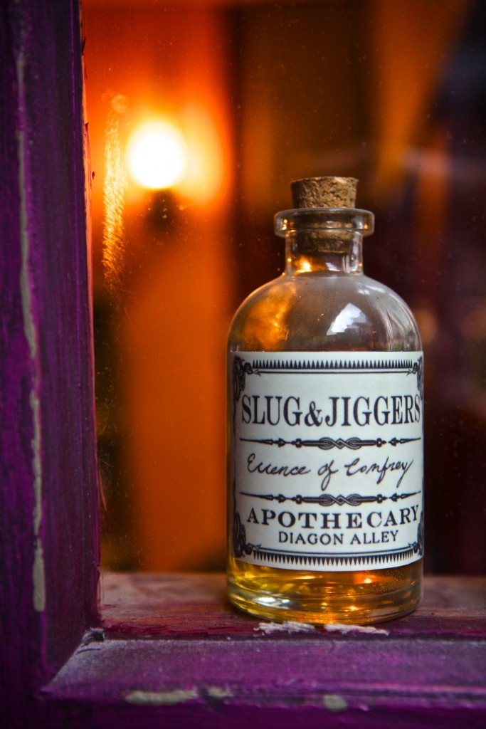 Slug and Jiggers Apothecary, Harry Potter, Diagon Alley