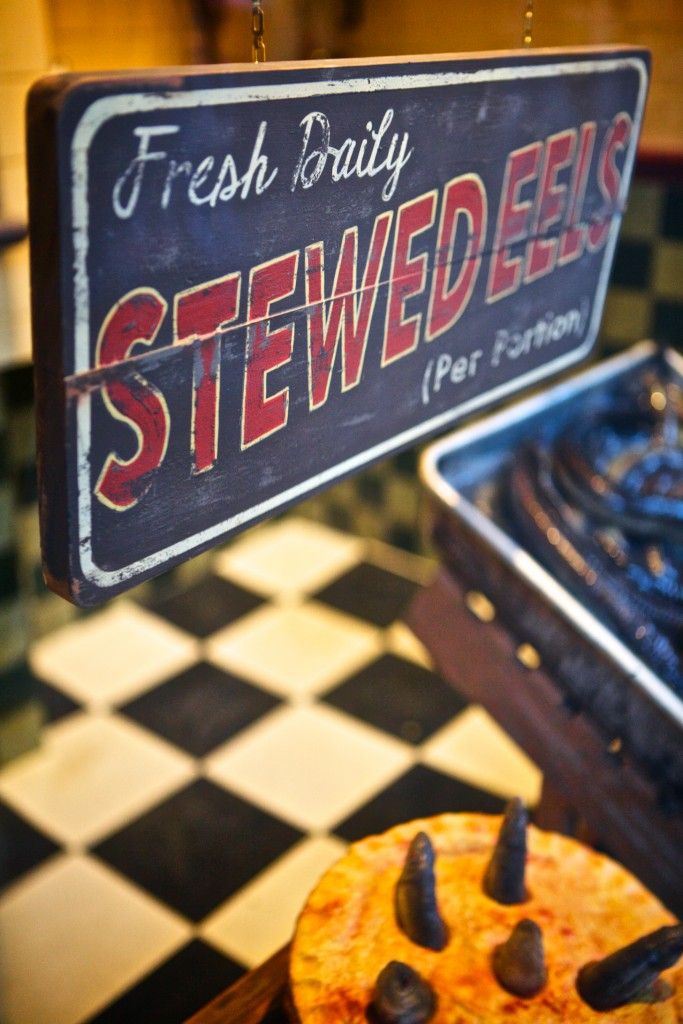 Stewed eels, Diagon Alley