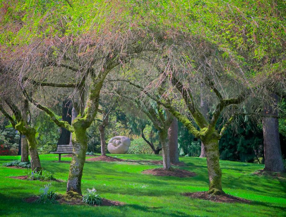 Enchanted Fairylands in Vancouver's VanDusen Botanical Garden