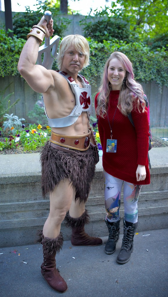 Emerald City Comicon 2016 Cosplay Highlights #ECCC