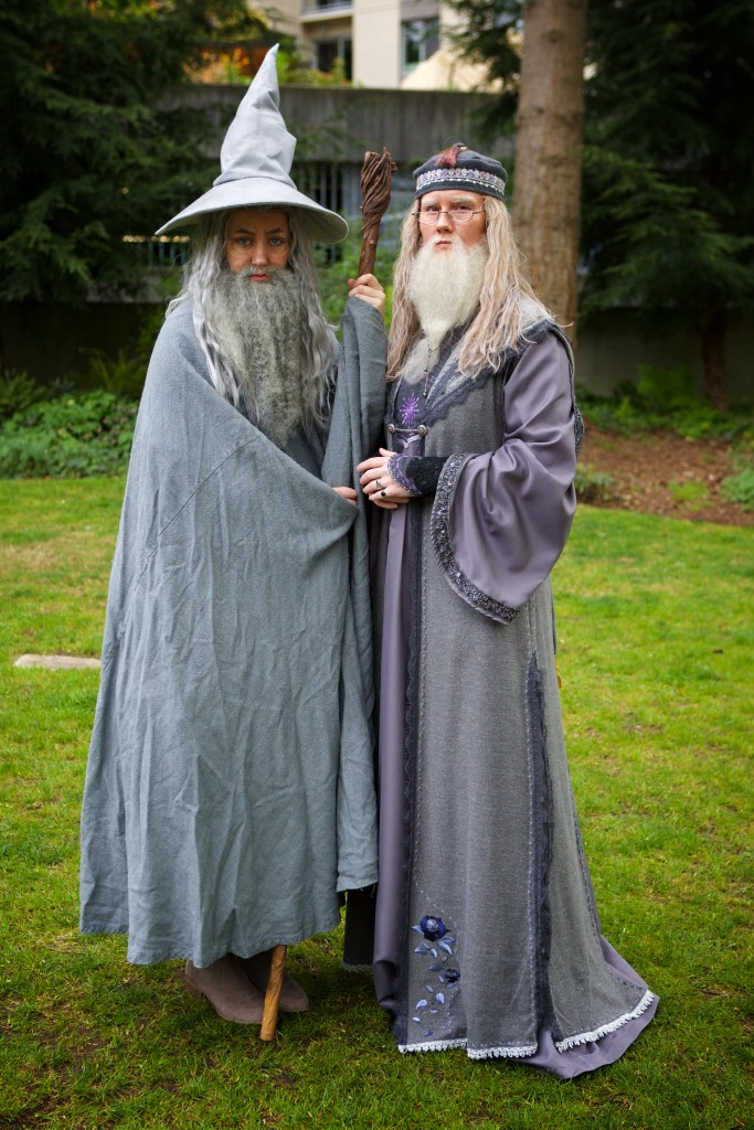 It's everyone's favorite wizards!