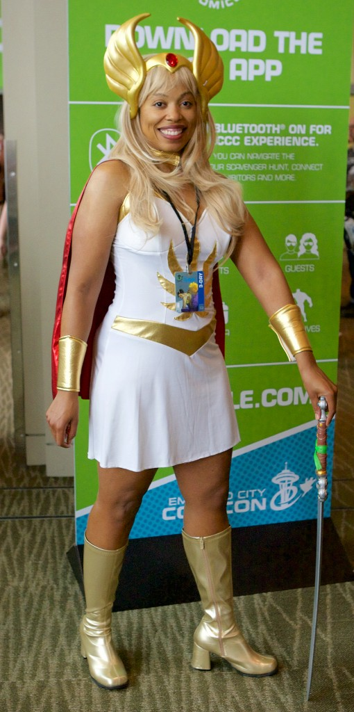 So in love with this She-Ra one!