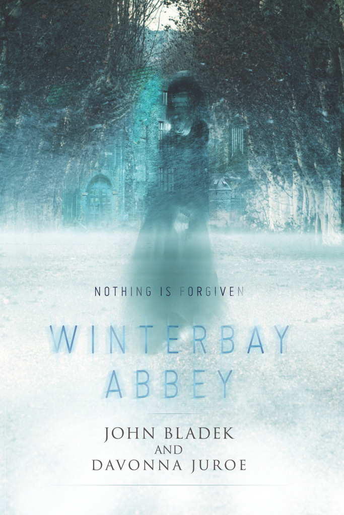 Cover Reveal for 'Winterbay Abbey: A Ghost Story'