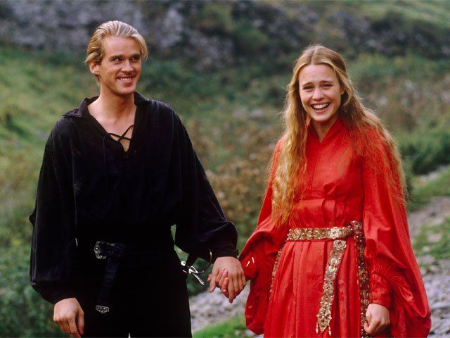 Top-Ten 'Princess Bride' Dresses From Around the Web
