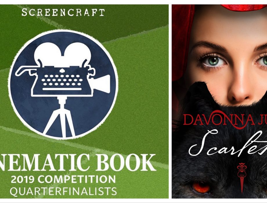 Gothic Fairytale Retelling Chosen as Quarter Finalist in ScreenCraft's Cinematic Book Competition