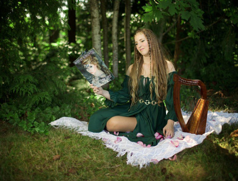 'The Origins of Fairies in Popular Fairy & Folktales' Debuts in 'Modern Romantic Magazine'